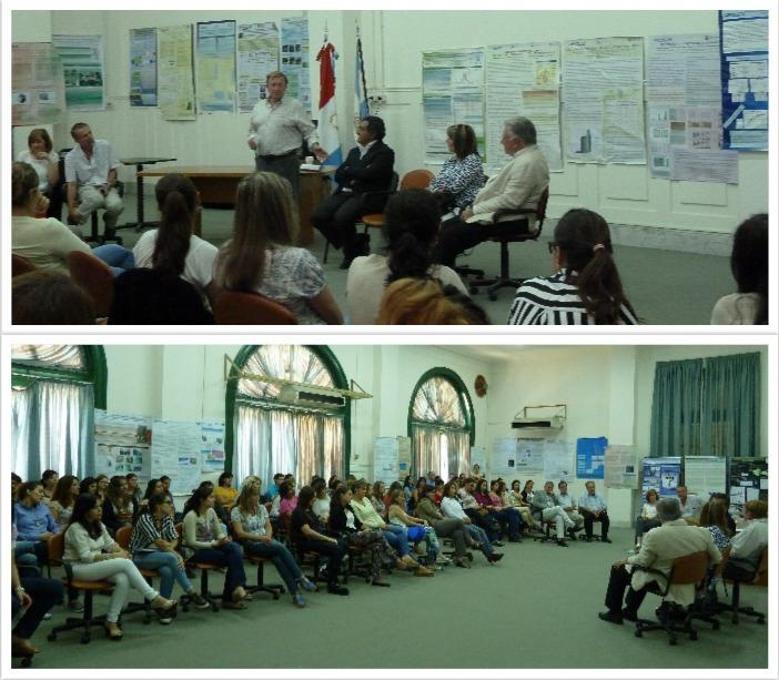Jornada CEPROCOR Puertas Abiertas y visita del Ministro Dr. Walter Robledo