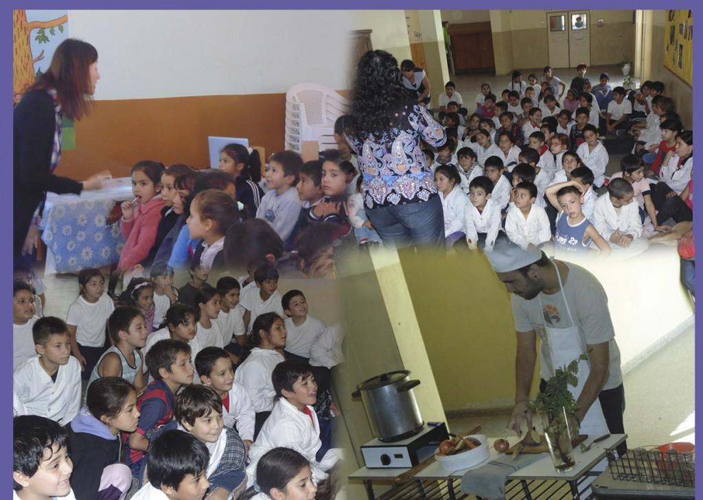 Actividad Colegios dia 1