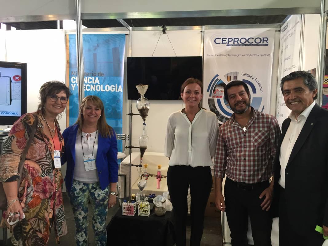 El CEPROCOR en la Feria Nacional de Educación, Artes, Ciencias y Tecnología 2016