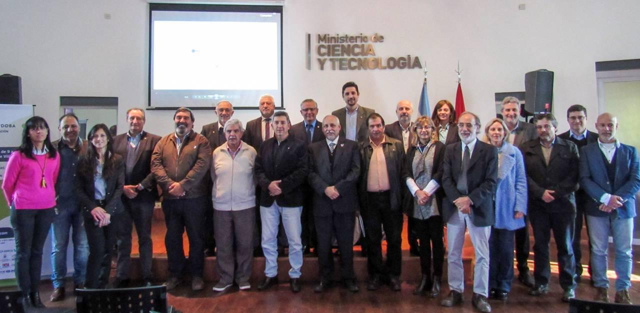 Lanzamiento del Vincular Córdoba 2017
