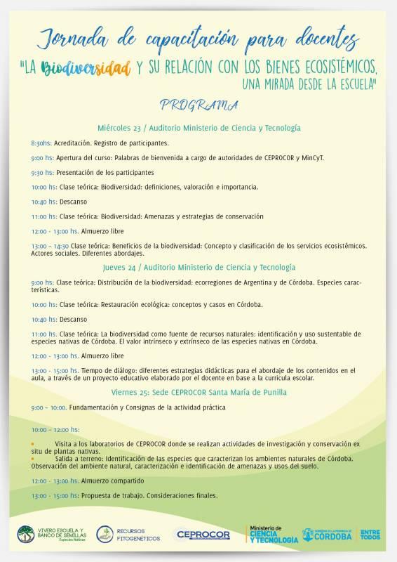 Programa curso URF biodiversidad