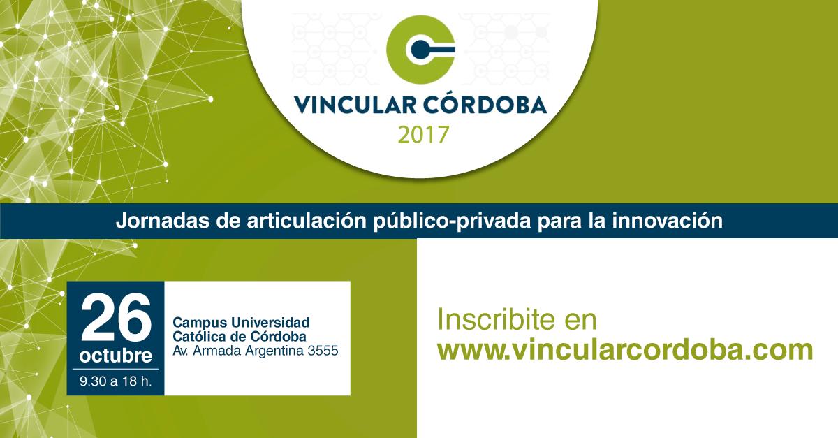 Participá de Vincular Córdoba 2017