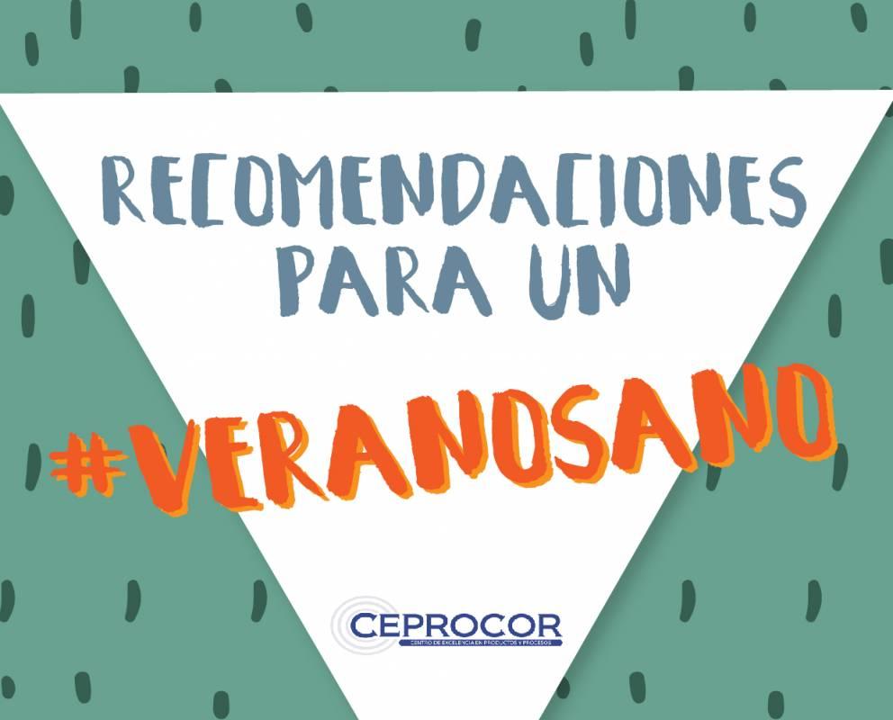 Campaña para un #VeranoSano