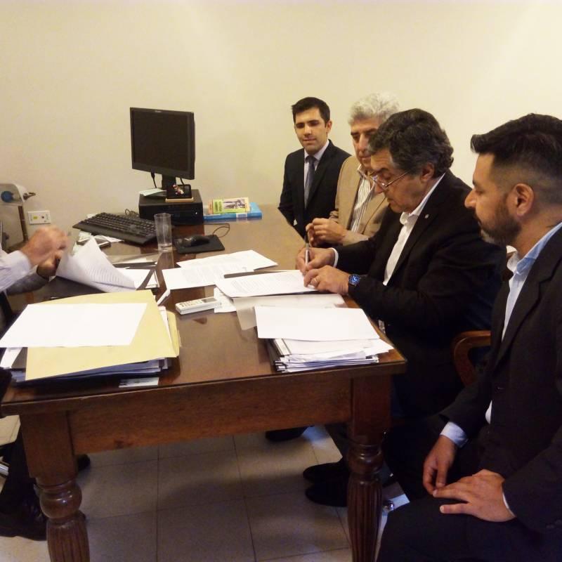 Firmamos un convenio con el Poder Judicial de la Provincia de Córdoba