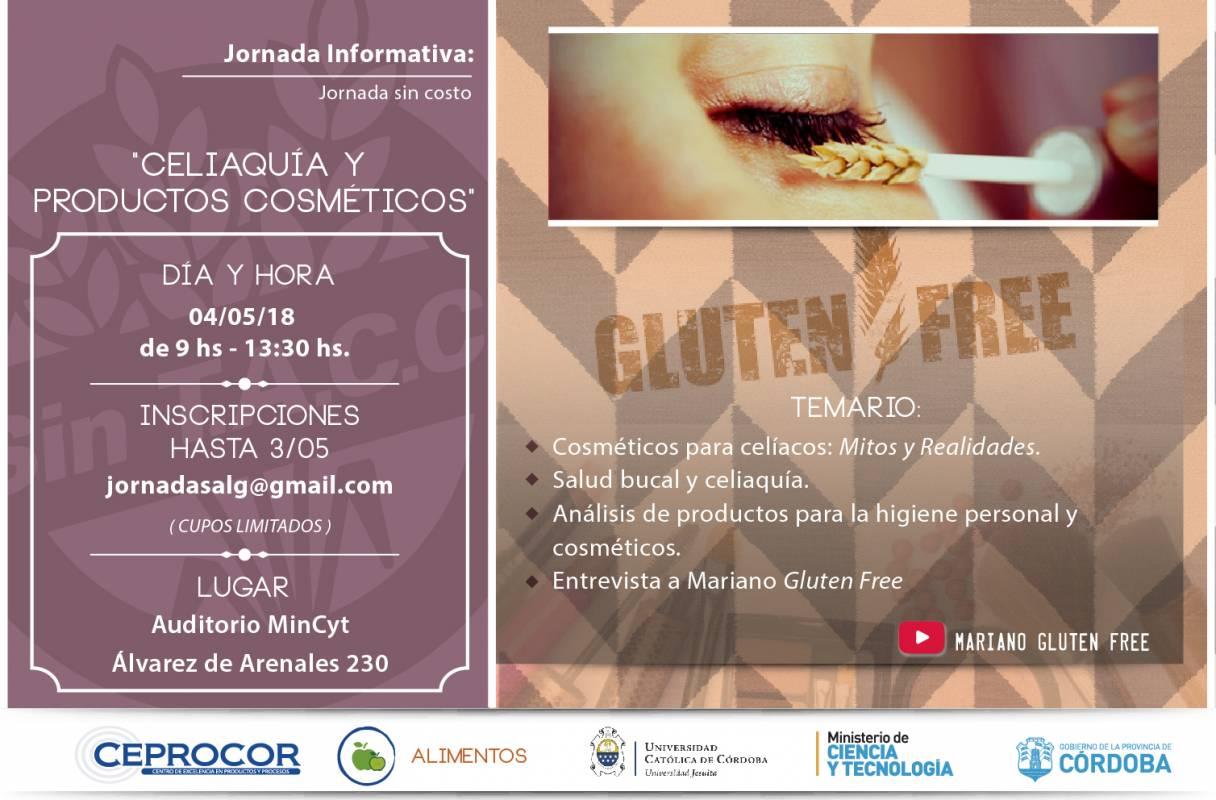 Jornada de Difusión por el día Internacional de la Enfermedad Celíaca