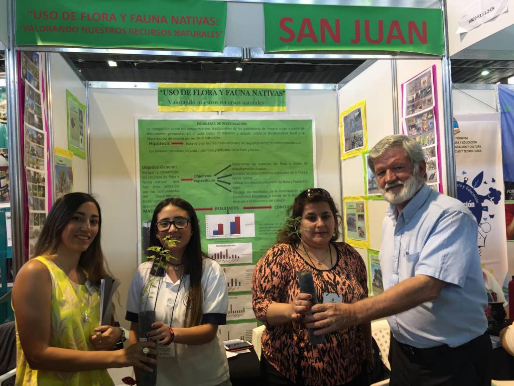 Feria Nacional de Ciencias 2016