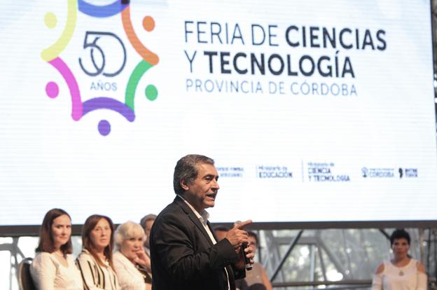 50 Feria de Ciencias y Tecnología de la provincia de Córdoba