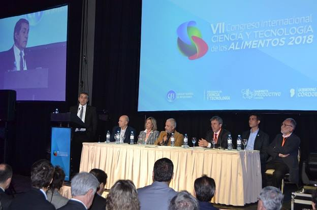 VII Congreso Internacional Ciencia yTecnología de los Alimentos 2018